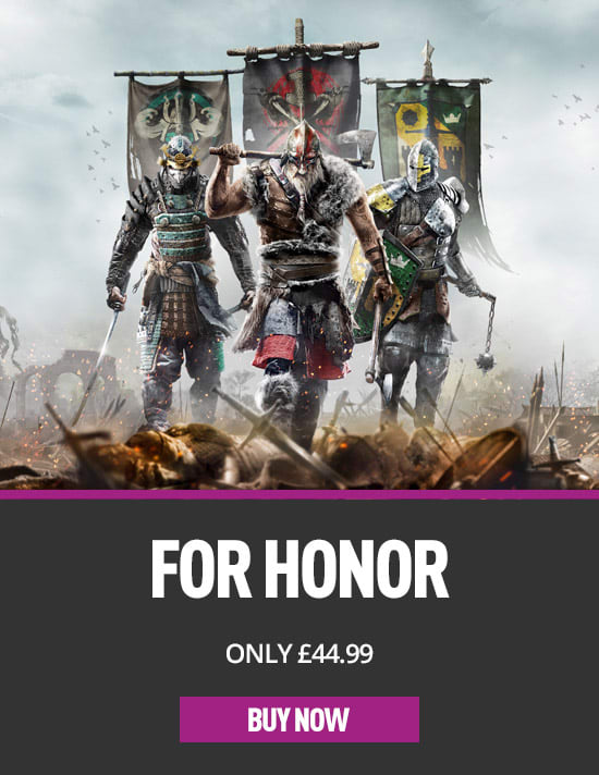 For Honor on PS4- at GAME.co.uk