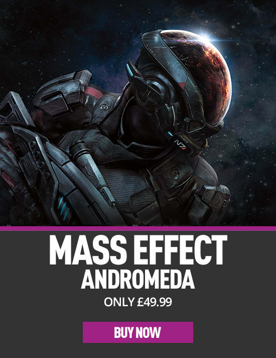 Mass Effect Andromeda on PS4 - at GAME.co.uk