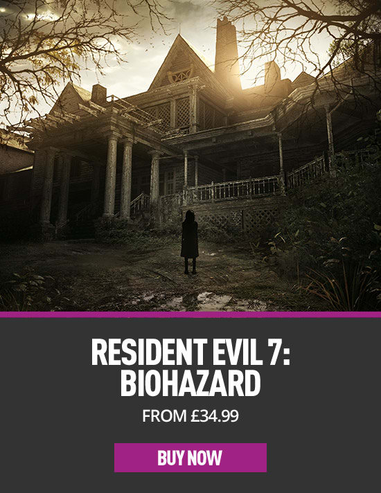 Resident Evil 7 for PC - Buy Now at GAME.co.uk!