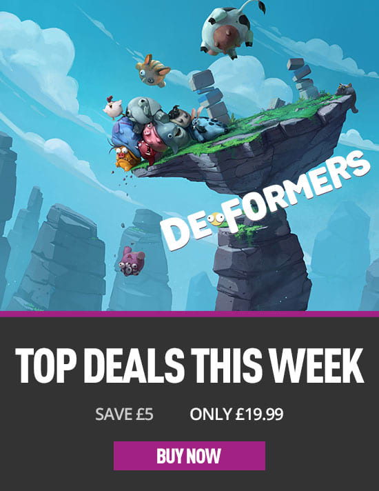 Top Deals this Week on Xbox One, PS4, Xbox 360, PS3, PC, Wii U, Wii, and more - Buy Now at GAME.co.uk