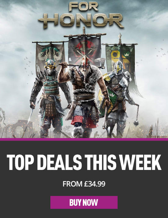 Top Deals this Week for Xbox One, PS4, Xbox 360, PS3, PC, Wii, Wii U, Handheld and Accessories -  Buy Now at GAME.co.uk!