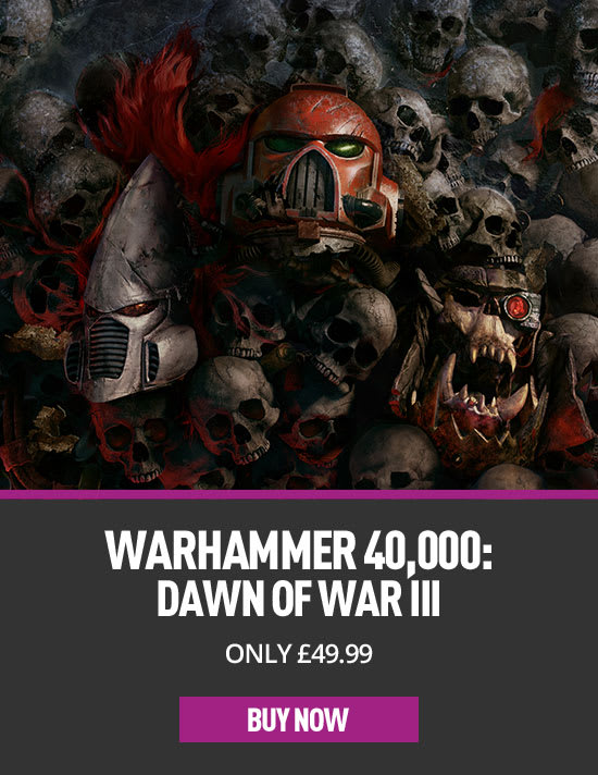 Warhammer 40,000: Dawn of War III Limited edition for PC - Buy Now at GAME.co.uk