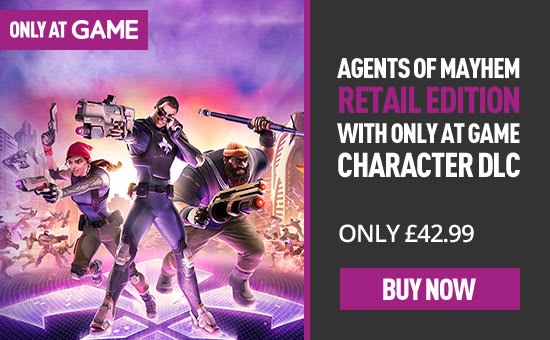 Agents of Mayhem PS4 at GAME.co.uk