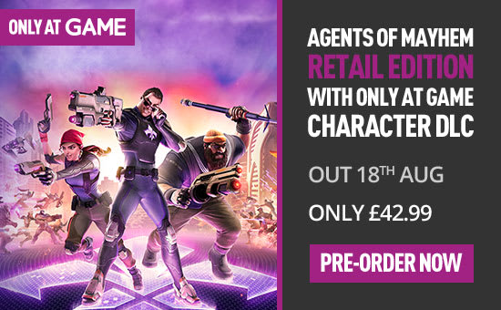 Agents of Mayhem Retail Edition on Xbox One at GAME.co.uk