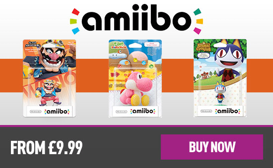 amiibo for Wii U and 3DS - Buy Now at GAME.co.uk!