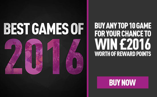 Best Games of 2016 on Playstation 4 and Xbox One - Buy Now at GAME.co.uk