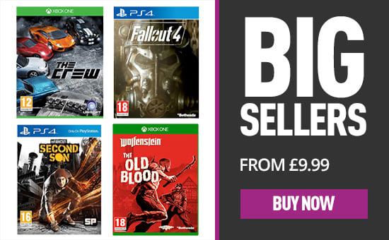 Big Sellers – Buy Now at GAME.co.uk