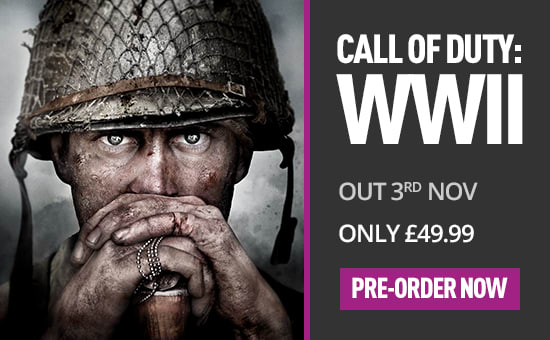 Call Of duty WWII at GAME.co.uk