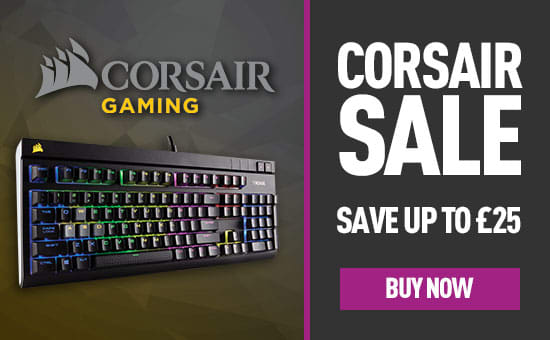 Corsair Sale- Buy Now at GAME.co.uk!