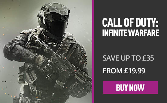 Call of Duty Infinite Warfare for Xbox One, PS4 and PC - Buy Now at at GAME.co.uk!