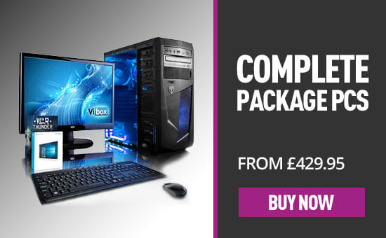 Complete Package PC Deals - Buy Now at GAME.co.uk!