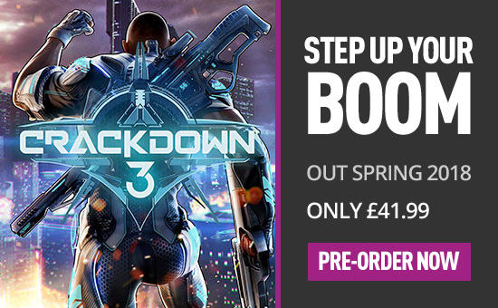Crackdown 3 on Xbox One at GAME.co.uk