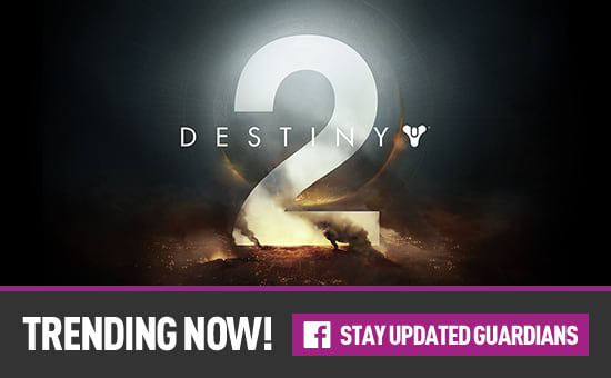 Destiny 2 - Trending Now