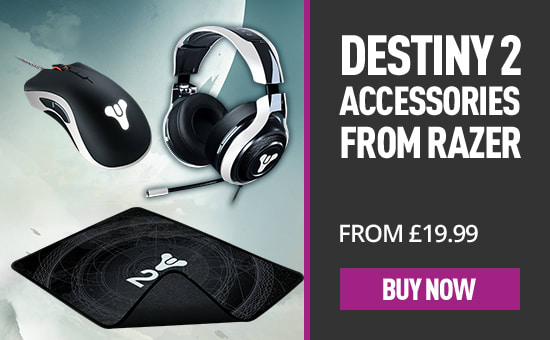 Destiny 2 Accessories by Razer - Buy Now at GAME.co.uk