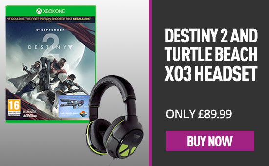 Destiny 2 and Turtle Beach Headsets