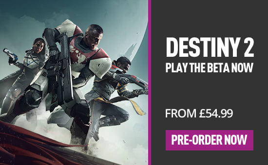 Destiny 2 on PS4 at GAME.co.uk