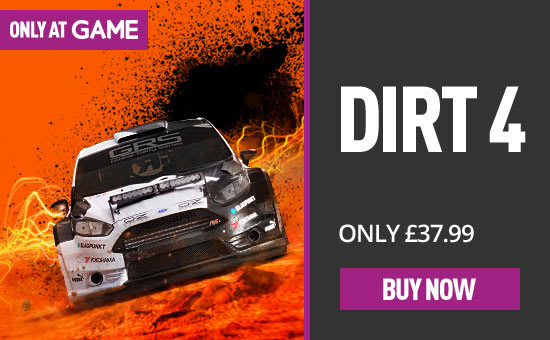 Dirt 4 on PS4 at GAME.co.uk