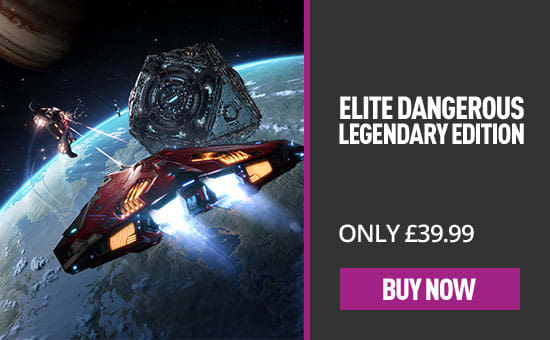 Elite Dangerous for PS4 at GAME.co.uk