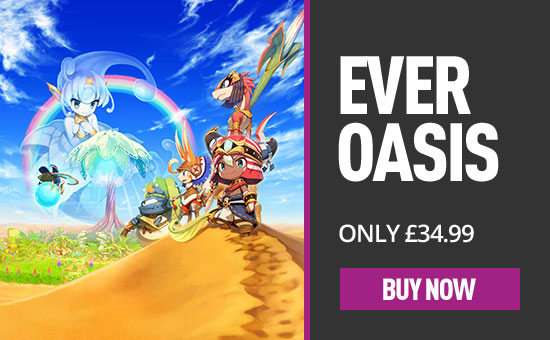 Ever Oasis for Nintendo 3DS - Buy Now at GAME.co.uk!