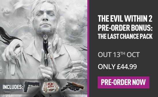 Evil Within 2 at GAME.co.uk