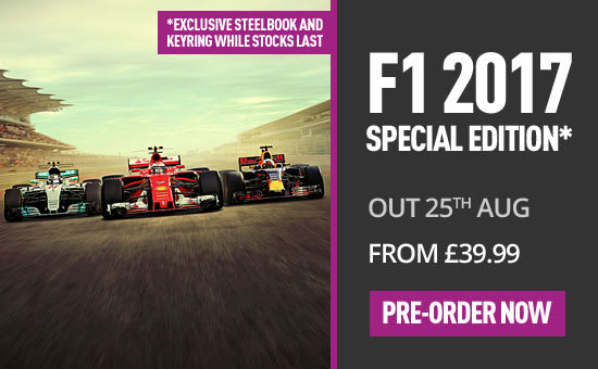 F1 2017 Special Edition at GAME.co.uk
