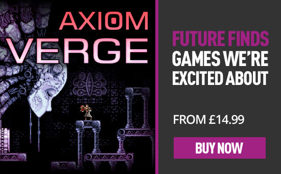 Future Finds: Axiom Verge - Homepage eSpot