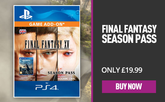 Final Fantasy XV Season Pass for PlayStation Network - Download Now at GAME.co.uk!