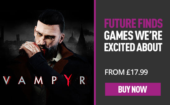 Future Finds: Vampyr - Homepage eSpot