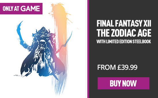 Final Fantasy on PS4 at GAME.co.uk