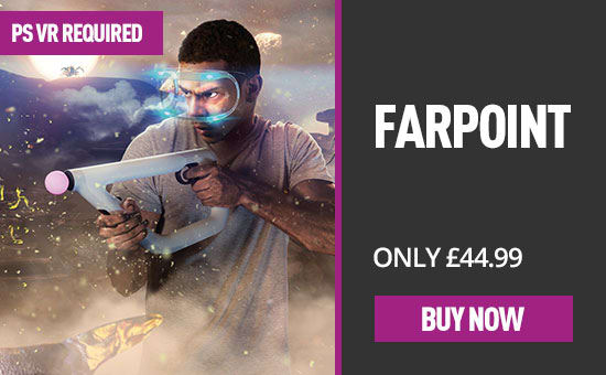 Farpoint for PS4 at GAME.co.uk