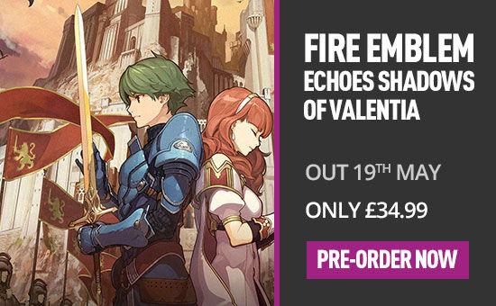 Fire Emblem Shadows of Valentia for Nintendo 3DS - Pre-order Now at GAME.co.uk!