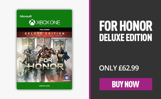 For Honor Digital Deluxe Edition on Xbox One - Only at GAME - Download now at GAME.co.uk