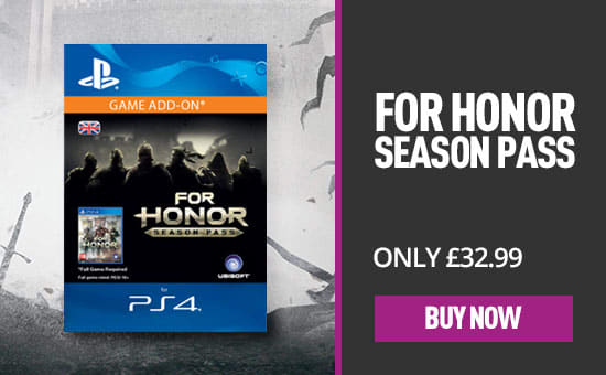 For Honor Season Pass for PlayStation 4 - at GAME.co.uk!
