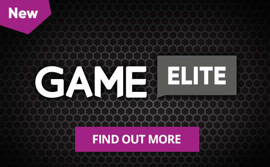 GAME Elite - Homepage eSpot