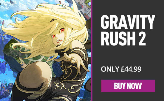 Gravity Rush 2 on PS4 - Buy Now at GAME.co.uk