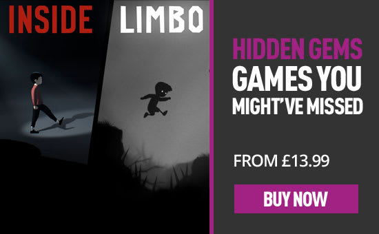 Hidden Gems: Inside Limbo - Homepage eSpot