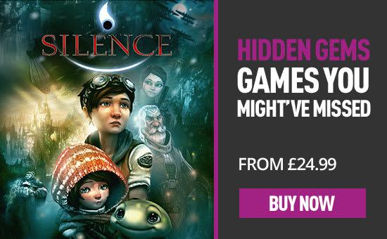 Hidden Gems: Silence - Homepage eSpot