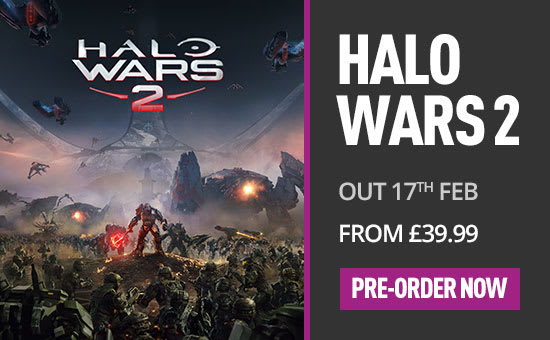 Halo Wars 2 for Xbox One - Pre-order Now at GAME.co.uk!