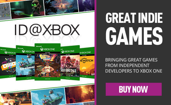 Xbox Indie Games at GAME.co.uk