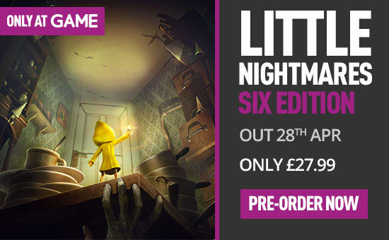 Little Nightmares Six Edition on PS4 at game.co.uk