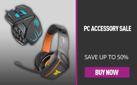 PC Accessory Clearance - Buy Now at GAME.co.uk