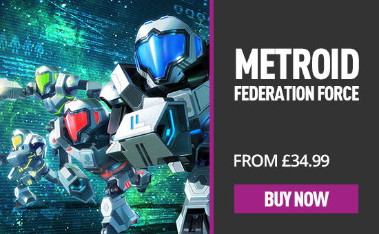 Metroid Prime Federation Force Download for Nintendo eShop - Download Now at GAME.co.uk!