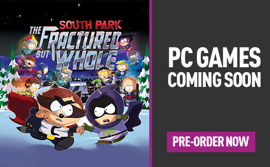 Games Coming Soon on PC - Buy Now at GAME.co.uk