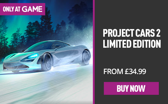 Project Cars 2 at GAME.co.uk