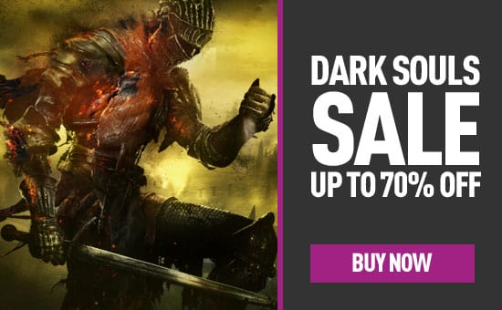 Dark Souls SALE for PC - Save up to 70% - Buy Now at GAME.co.uk