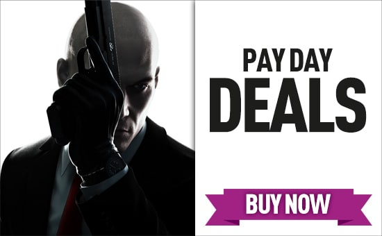 Pay Day Deals for Playstation 4 and Xbox One Games, Accessories and Merchandise