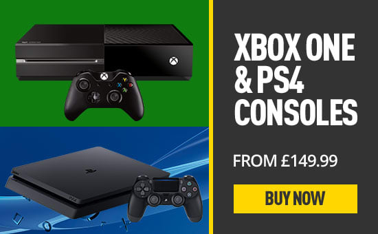 Pre-owned PS4, Xbox One, PS3, Xbox 360, Wii, Wii U, 3DS and PS Vita Consoles  - Buy Now at GAME.co.uk!