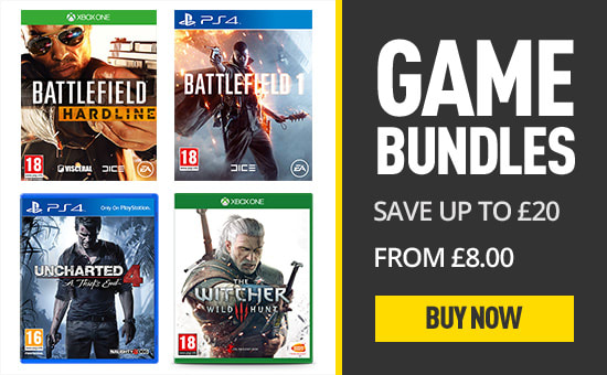 Preowned Game Bundles at GAME.co.uk