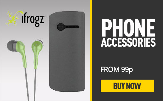 Phones & Tablets - Accessories at GAME.co.uk!