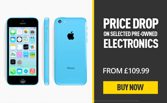 Price Drop on Pre-owned Phones - Buy Now at GAME.co.uk